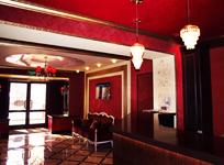Мини-отель История, рецепция в холле