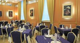 Гостиница Алтай, ресторан