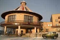 Гостиница Олония, внешний вид