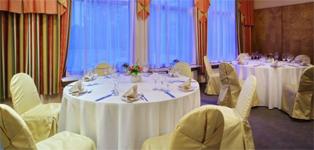 Отель Park Inn, ресторан