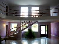 Турбаза Пушкиногорье, холл в корпусе 4