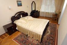 Гостиница Рижская, номер люкс