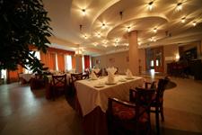 Спа отель Аквамарин, ресторан
