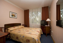 Азимут отель, двухместный номер
