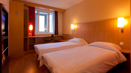 Отель Ибис, двухместный номер