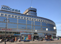 Гостиница Москва, внешний вид