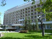 Гостиница Репинская, внешний вид
