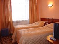 Гостиница Репинская, двухместный номер
