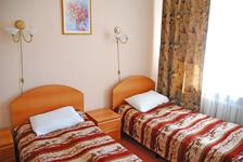 Гостиница Русь, двухместный номер