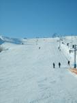 Вид на горнолыжный курорт Северный склон