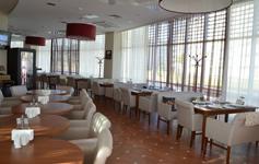 Гостиница Азимут, ресторан