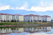 Гостиница Бархатные сезоны, вид на побережье