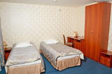 Гостиница Amaks, двухместный номер
