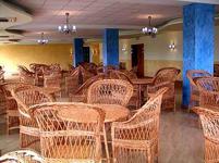 Гостиница Валдайские зори, кафе