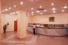 Отель Баринова Роща, рецепция