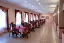 Отель Баринова Роща, ресторан