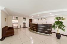 Отель Давыдов, рецепция