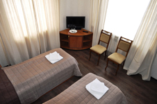 Гостиница Казань, двухместный номер