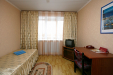 Гостиница Которосль, одноместный номер
