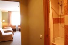 гостиница Кристалл, двухместный номер