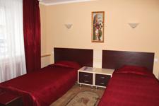 Гостиница Лотос, двухместный номер