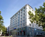 Отель Park Inn, фасад