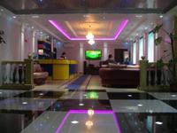 Гостиница Престиж, холл и рецепция