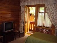 Гостиница Русская деревня, двухместный номер