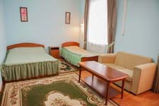 гостиница Саммит, семейный номер