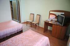 гостиница Саммит, двухместный номер
