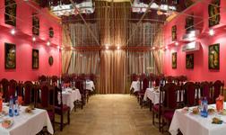 Гостиница Турист, ресторан