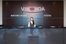Гостиница Виконда, рецепция