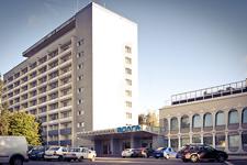 гостиница Волга в Костроме, внешний вид