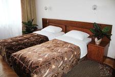 гостиница Волга в Костроме, двухместный номер