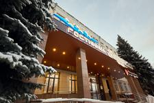 Гостиница Заречная, фасад