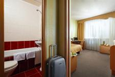 Гостиница Заречная, двухместный номер