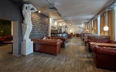 Гостиница Заречная, ресторан