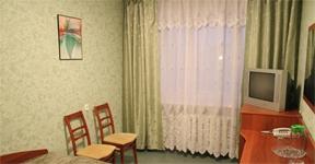 Гостиница Вологда, номер