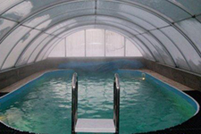 Турбаза 13 Кордон, бассейн
