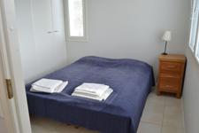 Маленький коттедж, спальня