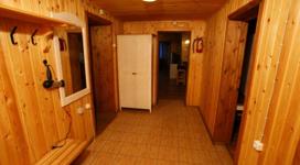 коттедж люкс на 6 человек, коридор