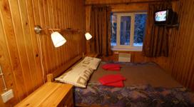стандартный коттедж на 2 чела, спальня