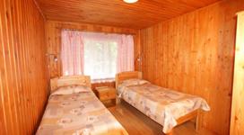 дом юниор на 2 чела, спальня