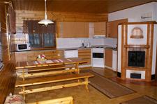 Руокка 6, столовая и кухня