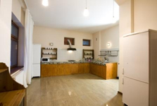 Гелиос коттедж №24, кухня