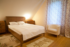 Гелиос коттедж №24, спальня