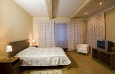 Гелиос коттедж №24, спальня 2