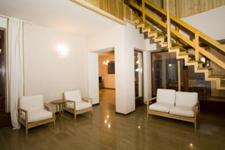 Гелиос коттедж №24, гостиная