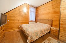 Гелиос коттедж №2, спальня