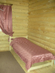 Коттедж vip, спальня
